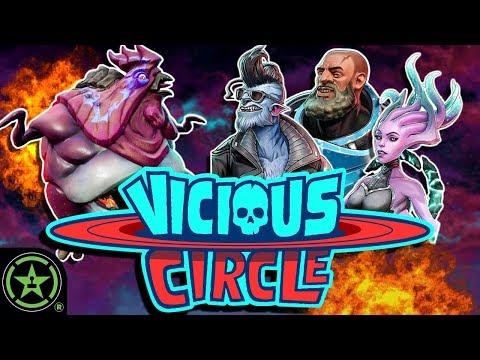 Uncooperative Multiplayer - Vicious Circle - Live Gameplay