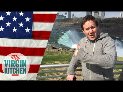NIAGARA FALLS - USA ROAD TRIP