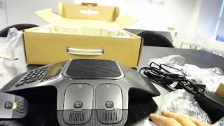 Unboxing Video: VTech ErisStation VCS754 Conference Phone