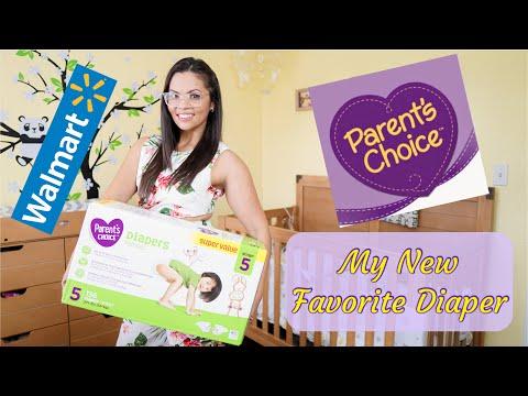 Parent's Choice Diaper Review   My New Favorite Diaper