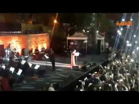 حفل شرين في مهرجان قرطاج 2017 En live/ Concert Sherine à Carthage
