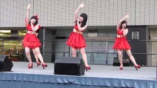 Repeat youtube video 4/20  乙女の純情  福岡市役所 ふれあい広場 「おんなじキモチ」