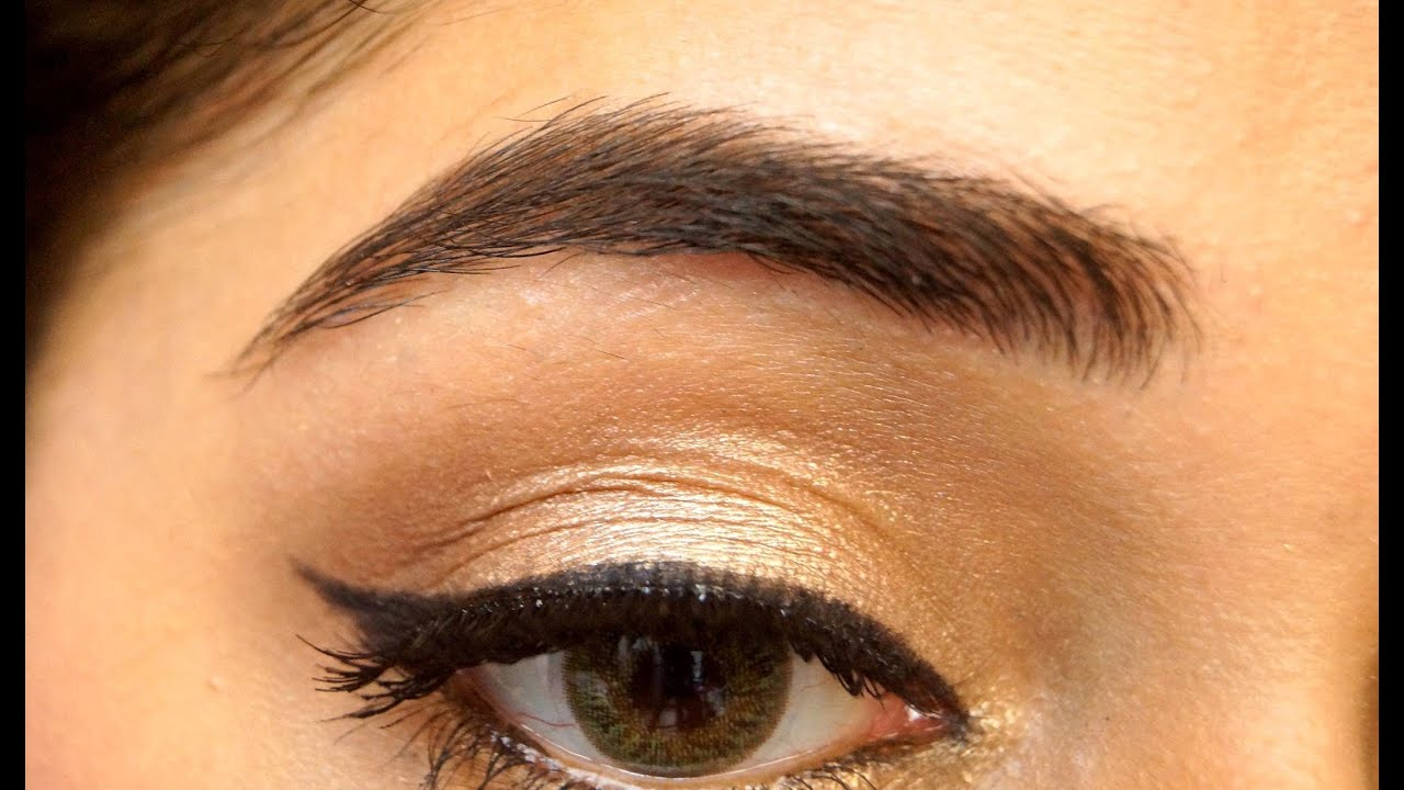 Eyebrow Tutorial Shaping And Filling Fuller Brows Corallista