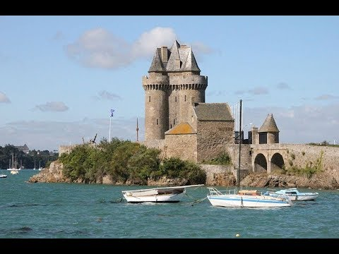 Places to see in ( Saint Malo - France ) tour Solidor