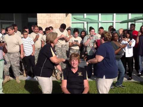 South County Career Center ALS Ice Bucket Challenge
