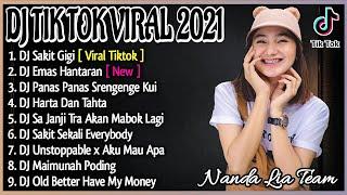 Dj Tiktok Terbaru 2021 Dj Sakit Gigi Full Bass Tik Tok Viral Remix Terbaru 2021