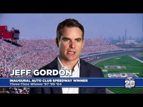 20th Anniversary of Auto Club Speedway