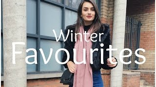 Winter Fashion and Beauty Favourites | Peexo