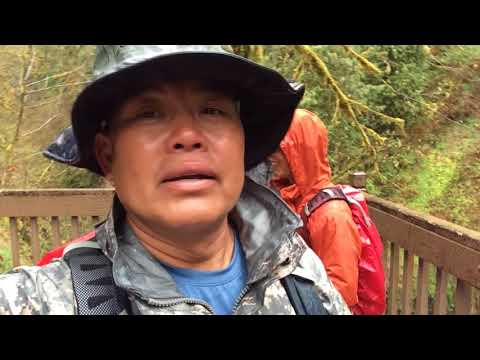 Silver Falls Trail (Oregon)