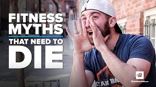 Fitness Myths That Need to DIE 💀 | Jordan Syatt