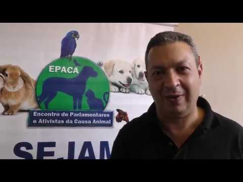 "0 - 4° EPACA – Encontro de Parlamentares e Ativistas da Causa Animal ""Campos do Jordão"""