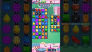 Candy Crush Saga Level 757 - NO BOOSTERS
