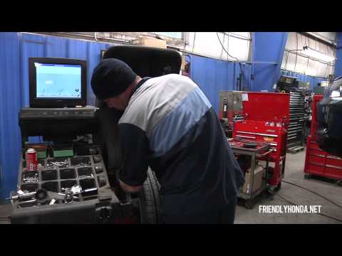 All About Tire Rotations