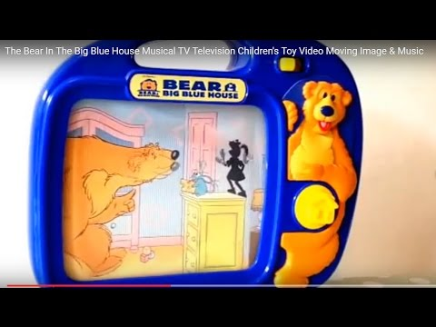 Bear in the big blue house musical tv television children for House music tv