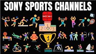 SONY Sports Pack | Sports Packs | Sports Channels | Dish TV | TATA Sky | TRAI New Rules | Sport Live