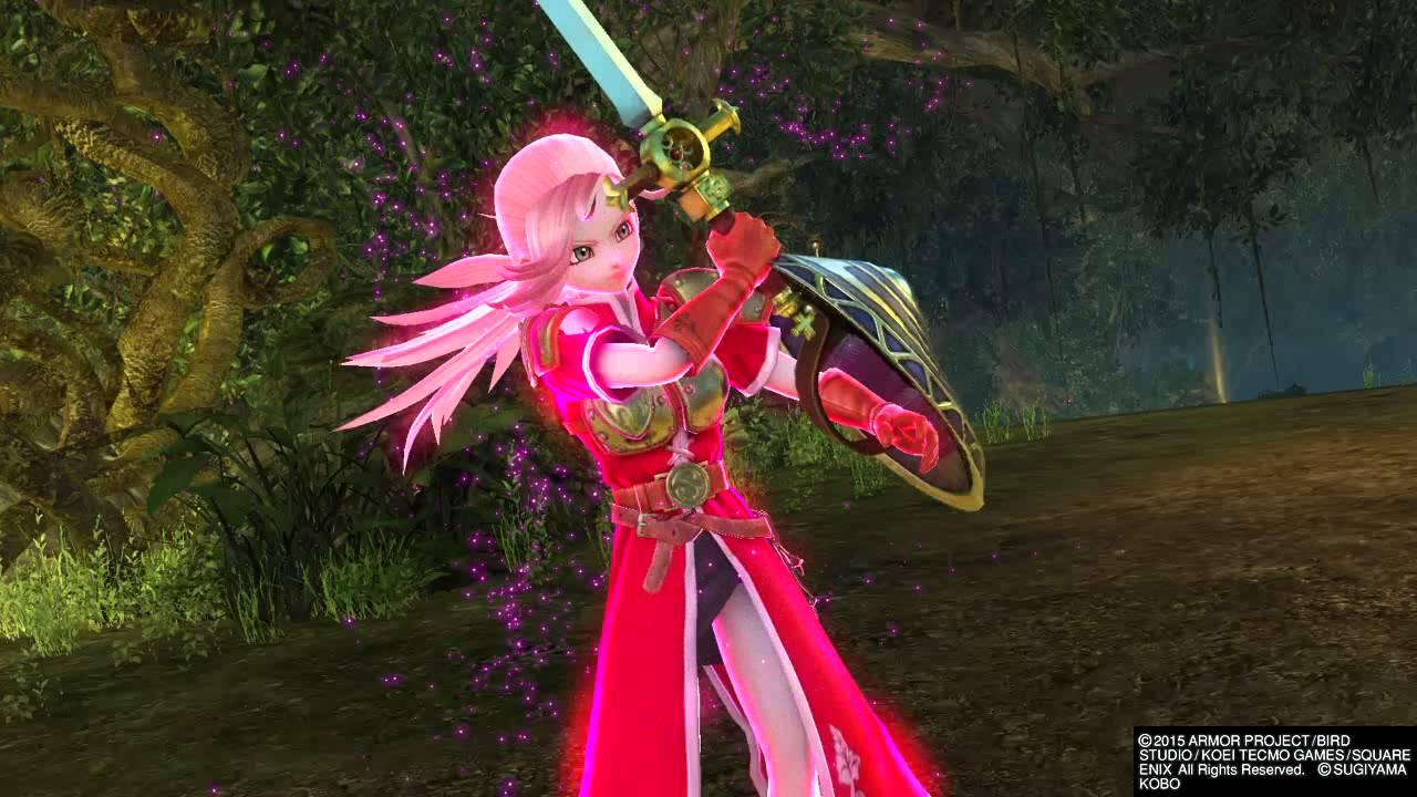 Dragon Quest Xi Costumes
