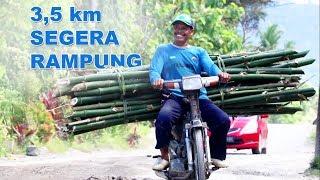 3,5 km Jalan Silirbaru Segera Diperbaiki