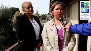 Entrega de catres a Asociación de Cuidadores de Postrados