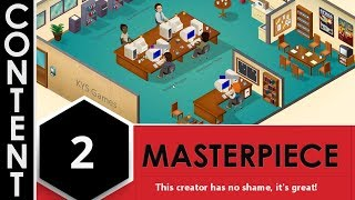 [TIC] Video Game Video Game Video #2 | Game Dev Tycoon Highlights