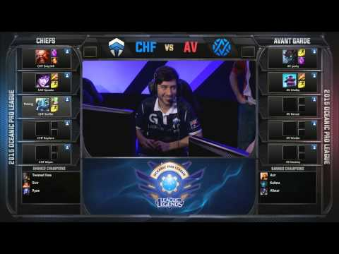 OPL Semi Final - Chiefs vs Avant Garde