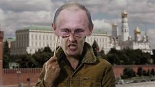 Oli's WM Studio 2018:  Heute im Interview Vladimir Putin