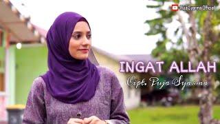 PUJA SYARMA - INGAT ALLAH (Official Music Video)