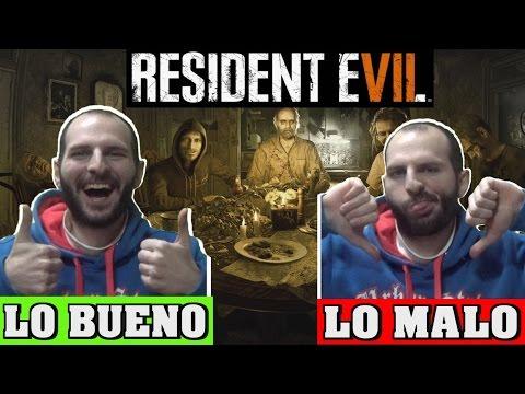 ¡¡¡LO BUENO Y LO MALO DE RESIDENT EVIL 7!!! - Sasel - Análisis - Español - Ps4 - VR
