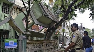 Nepal quake also causes panic in India and Bangladesh