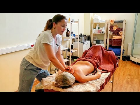 Классический массаж спины 30'   Massage