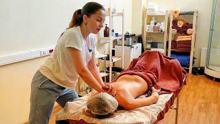 Классический массаж спины 30' | Massage