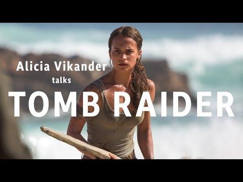 Alicia Vikander interviewed by Simon Mayo
