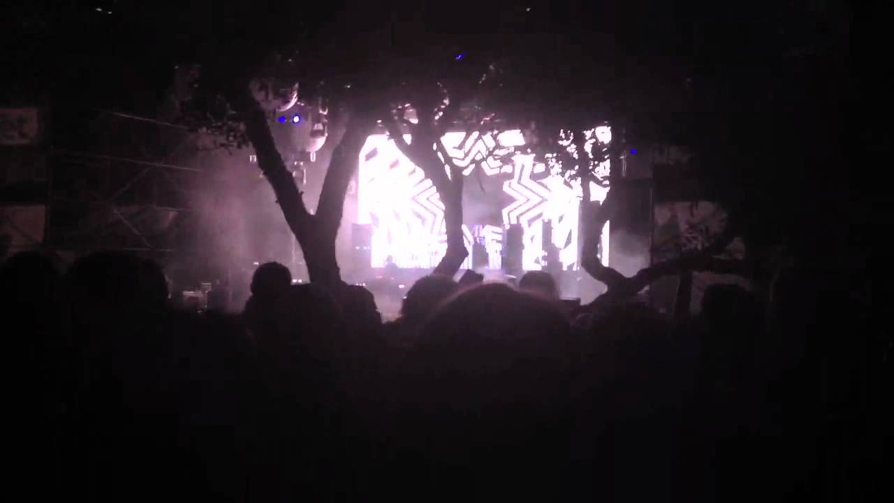 pretty lights the backyard austin texas part 6 youtube