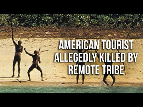 American Tourist Allegedly Killed By Remote Tribe In Andaman And Nicobar Islands