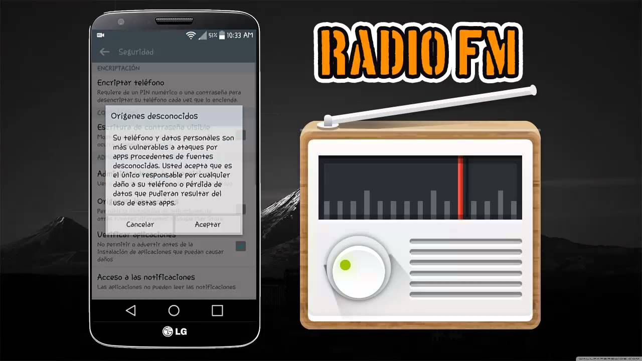 descargar radio fm gratis para celular