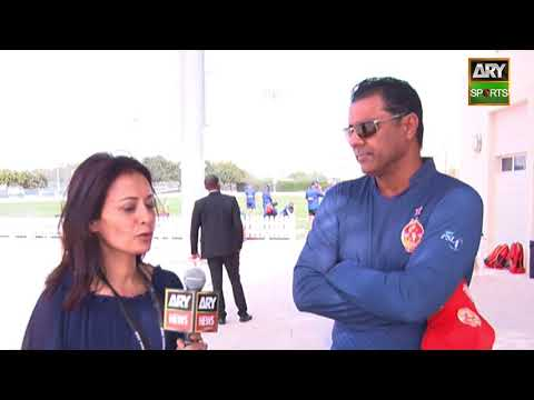'PSL is an opportunity for me and for youngsters to learn' - Waqar Younis