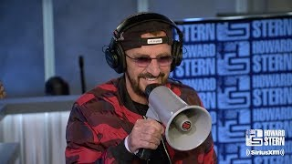 This Week On Howard: Ringo Starr, Joe Walsh, and Memet's Fire Emojis video thumbnail