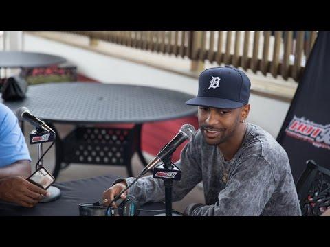 Big Sean Talks Superheroes & Working With Eminem, Kanye West