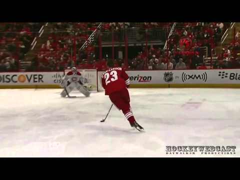 Oliver Ekman Larsson Shootout at NHL All Stars Skills Competition 2011 HD