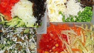 GVK : Разные салатики на каждый день. Простые и вкусные салатики.