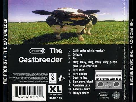 The Prodigy - The Castbreeder (1998)[Fake Album]