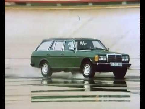 1977 Mercedes W123 T Model Youtube