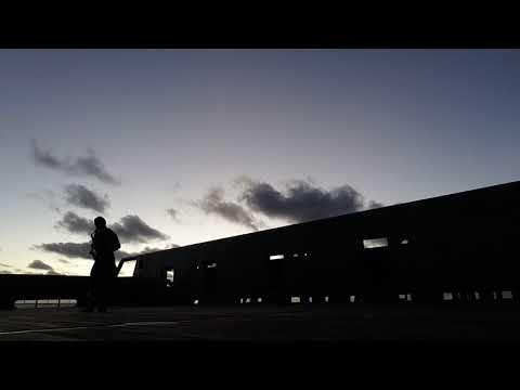 Leaving Tristan da Cunha