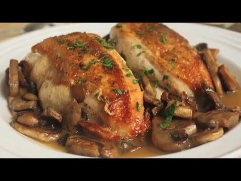 TLC - The Perfect Stuffed Chicken Breast Recipe | Kitchen Boss - TLC