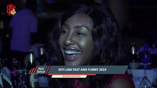 SEYILAW FAST AND FUNNY 2019 BLACKER THAN EVER