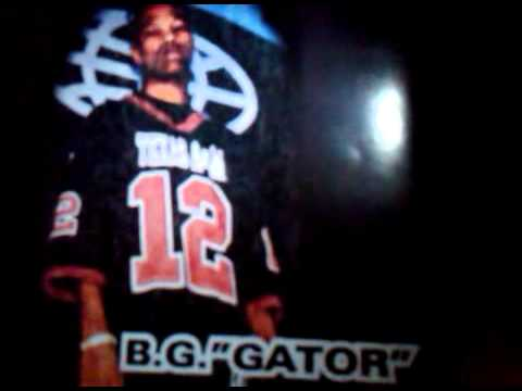 R.I.P.   -   B.G. GATOR  -  May 26, 1977  -  May 9, 1999