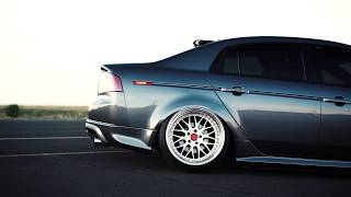 Bagged and Fitted Acura TL | @suavee_3gtl | 4K
