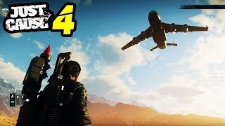Just Cause 4 - New