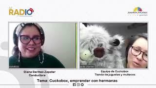 Entrevista a Amanda Cifuentes de Cucko Box