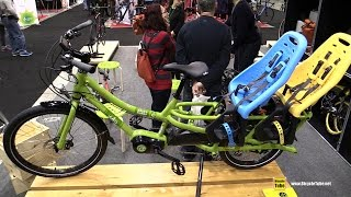 2016 Yuba Spicy Curry Electric Bike - Walkaround - 2016 Salon Velo Montreal