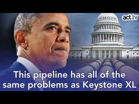 President Obama Has Halted the Dakota Access Pipeline Project!